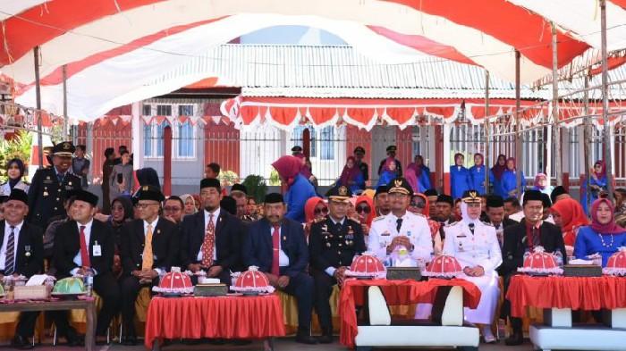 Warga Binaan Rutan Sinjai Dapat Remisi, Ini Kata Wakil Ketua I DPRD
