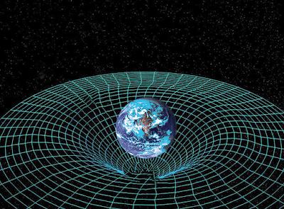 vórtice del espacio-tiempo