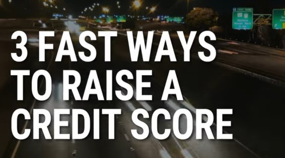These 3 Things Will Raise Your Credit Score