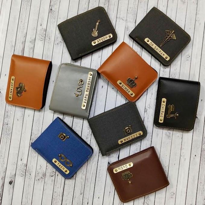 Personalised Men's Wallet