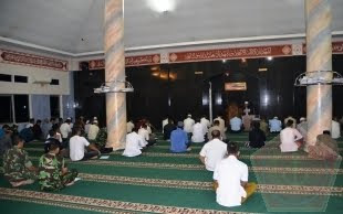 Istiqosah dan Doa Bersama di Lanud Husein Sastranegara