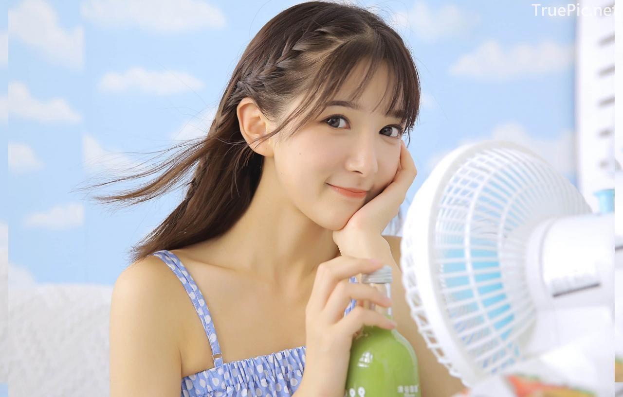Chinese cute girl - She is a Beautiful sweet candy girl - TruePic.net - Picture 2