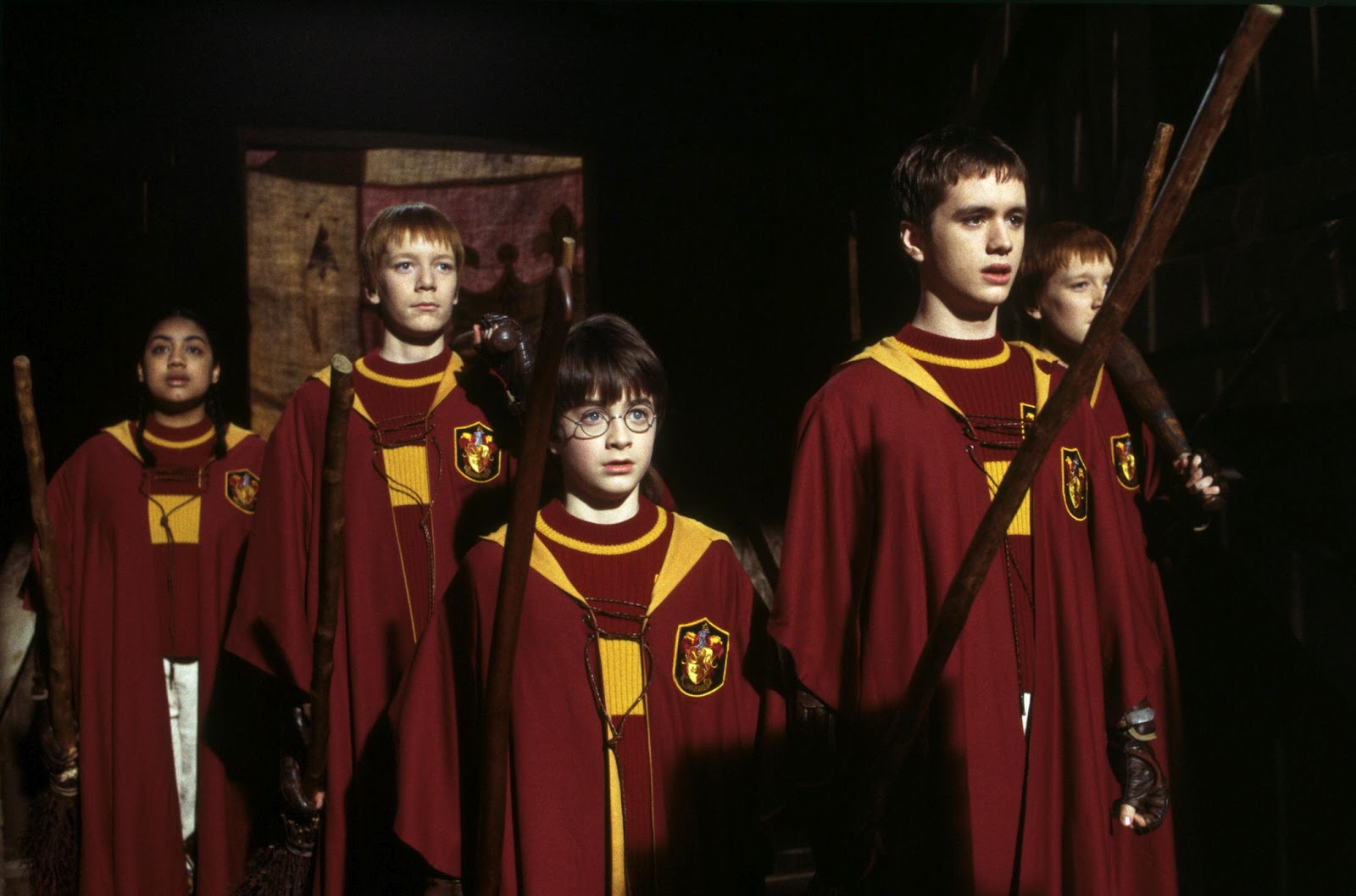 In The Frame Film Reviews Harry Potter And The Sorcerer S