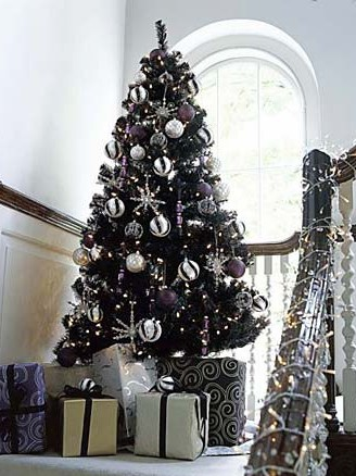 Home Quotes: Christmas Decoration: Ideas for Black ...