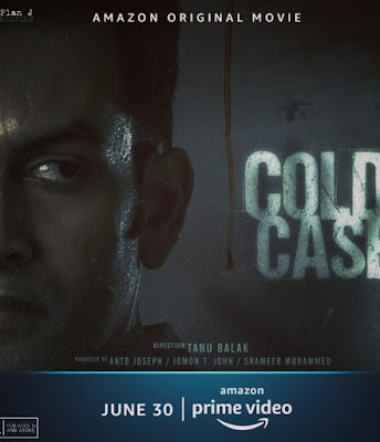 Cold Case Malayalam Movie Release Date, Cast&Crew, Storyline Watch and Download.