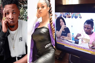BBNaija: See What Big Brother Posted About Laycon And Nengi That Got fans Talking (PHOTOS)