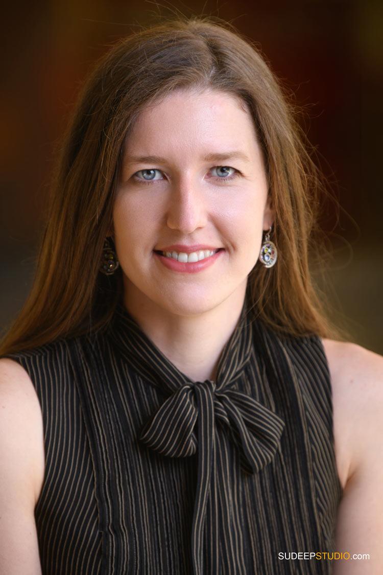 Professional Business Headshots for Women in Technology Automotive Linkedin by SudeepStudio.com Ann Arbor Headshot Photographer