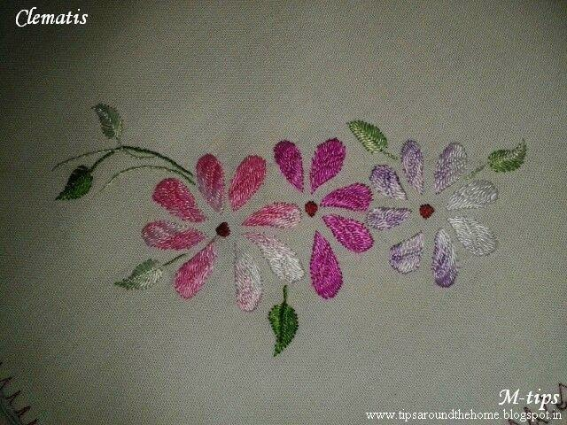 Muskaan S T I P S Vintage Embroidery Patterns I