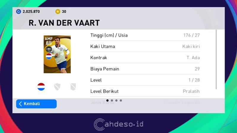 Van Der Vaart