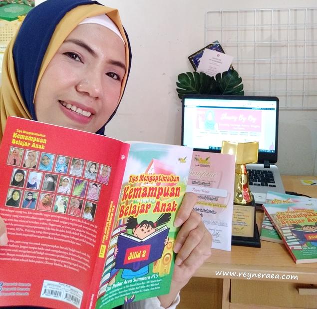 Buku 'Tips Mengoptimalkan Kemampuan Belajar Anak