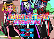 Monster High Graduation