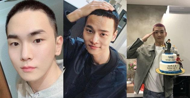 Key de SHINee, N de VIXX, y Jinwoon de 2AM publican sus mensajes de despedida antes del alistamiento