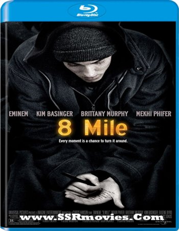 8 Mile (2002) dual audio 720p