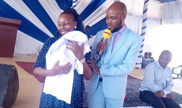 'Deus enxugou 14 anos de nossas lágrimas', diz pastor pela gravidez da esposa estéril