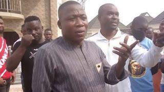 FLASHBACK: Buhari Will Command Forces More Than Those Fighting Boko Haram Against Me – Sunday Igboho