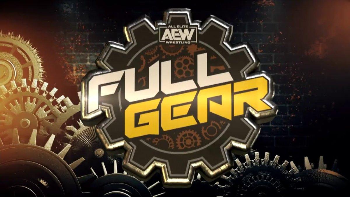 AEW pode alterar a data do Full Gear 2021