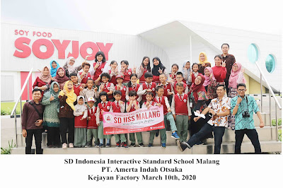 SD Indonesia Interactive Standard School Malang