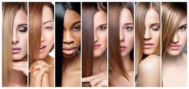 Comment choisir la couleur de cheveux en fonction de : laquelle va le mieux avec ses yeux, peau et visage ?
