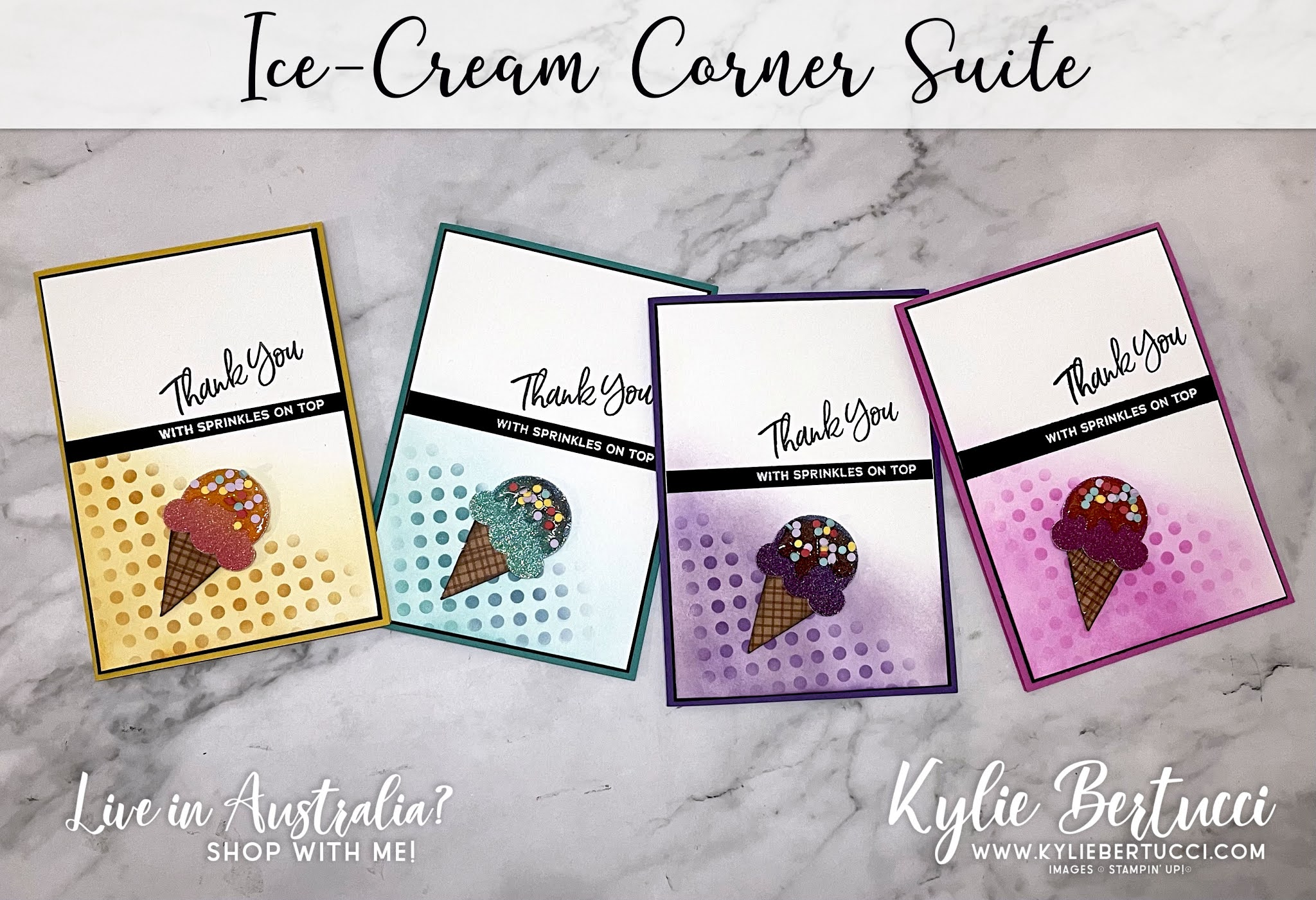 Top Ten International Highlights Winners Blog Hop January 2021 | Ice-Cream Corner Suite