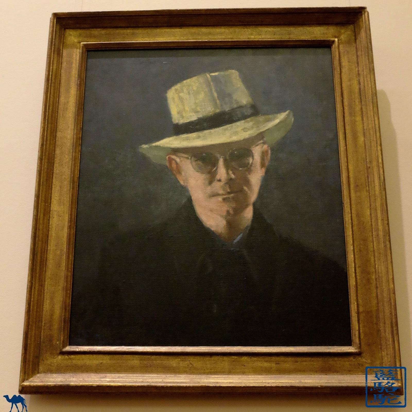 Le Chameau Bleu - NYPL - Portraits