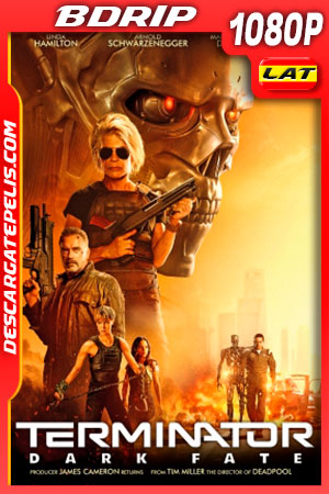Terminator: Destino oculto (2019) FULL HD 1080p BDRip Latino – Ingles