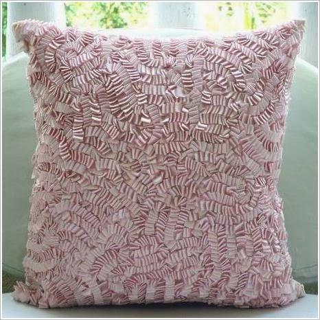 Красивые подушки  - идеи декора. Pillow, cushions decor ideas.