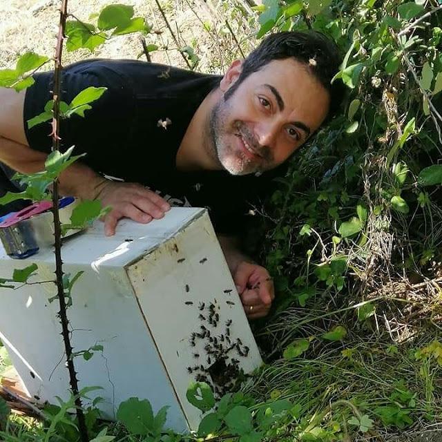 claudio meli apicoltore siciliano