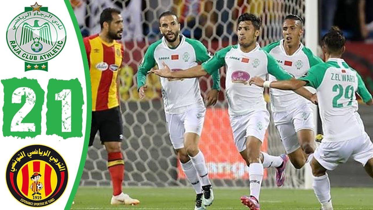 نتيجة مباراة الرجاء والترجي بتاريخ 30-11-2019 دوري أبطال أفريقيا