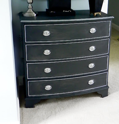 Annie Sloan Chalk Paint transformation by South Shore Decorating Blog