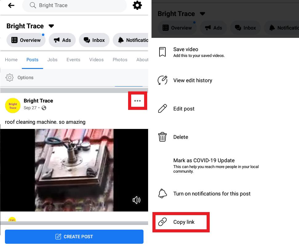 save facebook videos