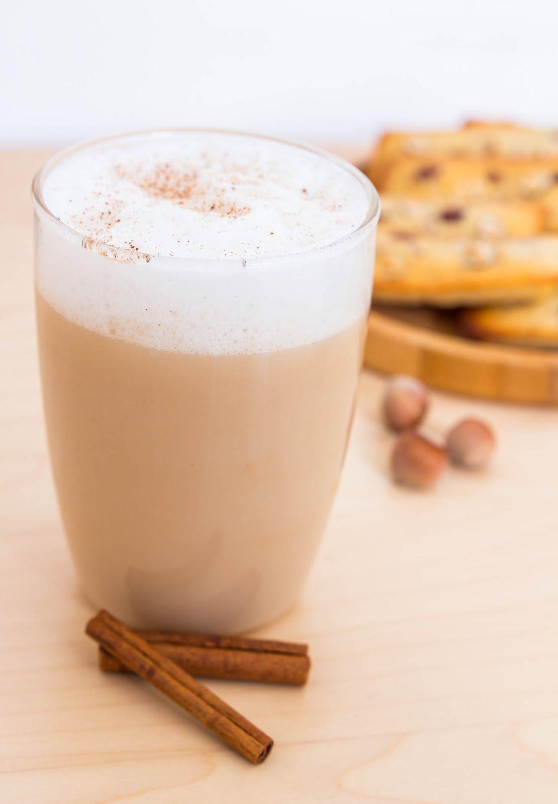 Chai Latte Cannelle Recette