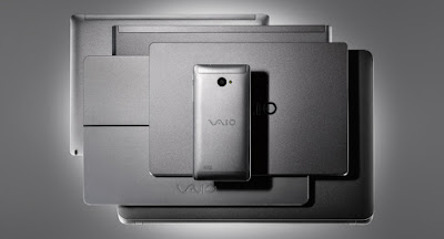 Vaio Phone Biz Launched with Windows