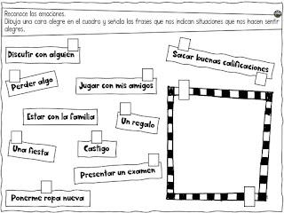 cuadernillo de emociones preescolar pdf