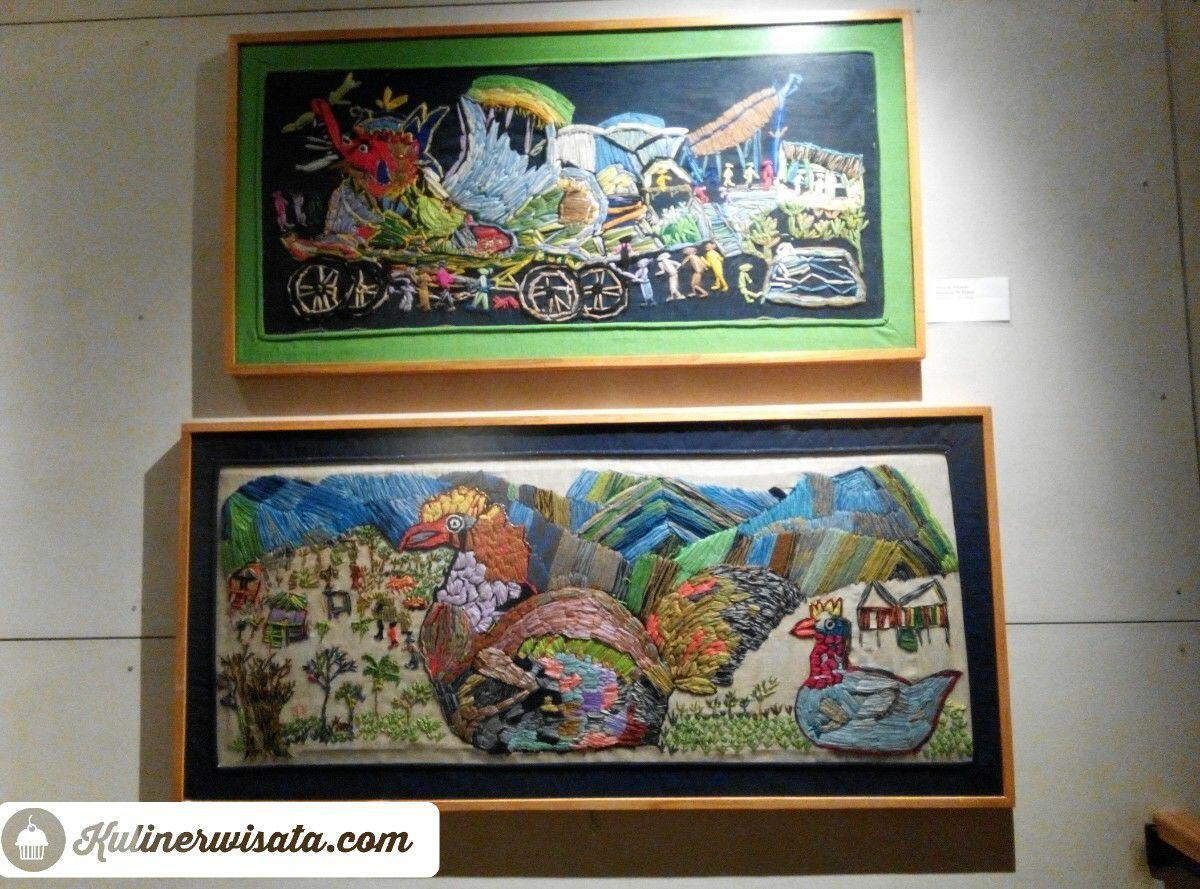 Museum Affandi di Lippo Mall Jogja - Kuliner Wisata