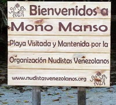 Playa nudista en La Guaira. Playa nudista en Choroni. Nudismo en Venezuela y el Mundo.