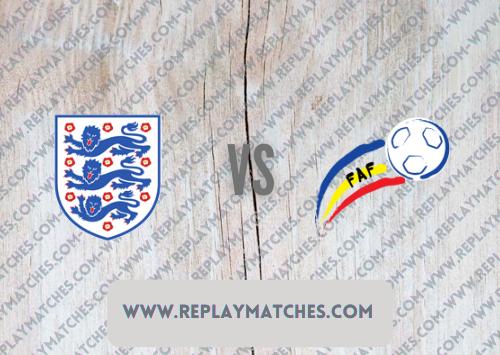 England vs Andorra -Highlights 05 September 2021