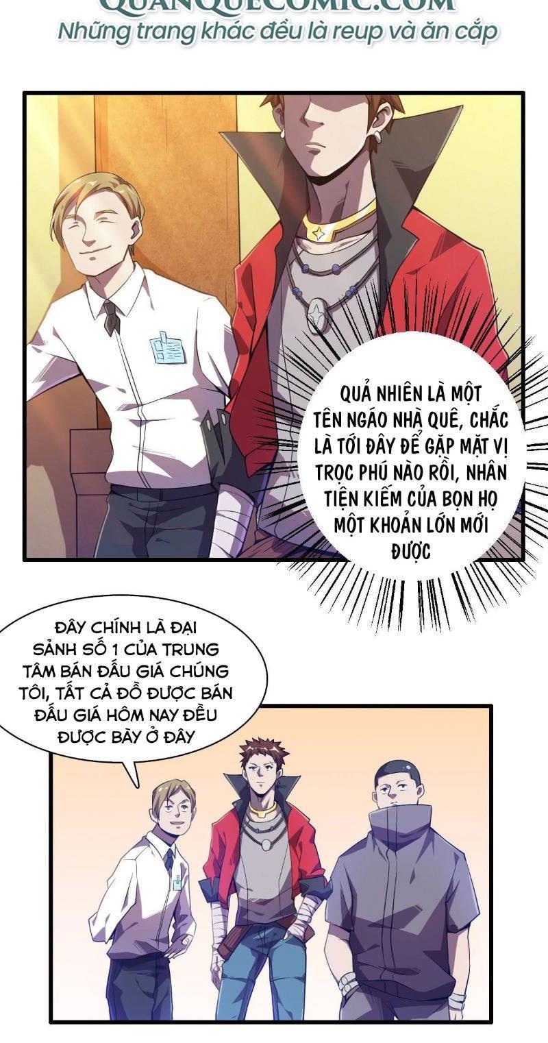 Tinh Nguyên Chi Môn chap 8 - Trang 10