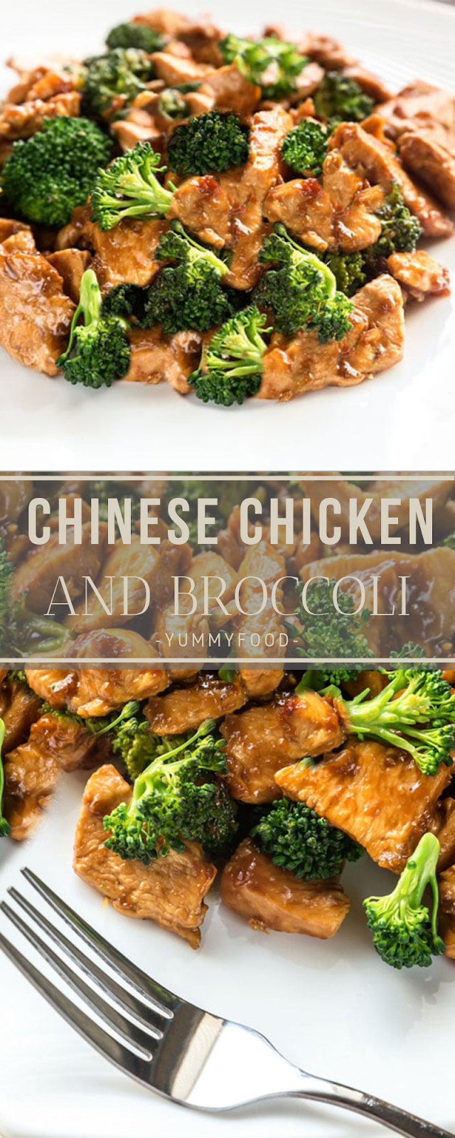 Chinese Poultry and Broccoli