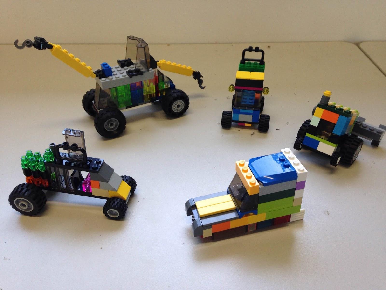 Turama Blog More Lego Creations