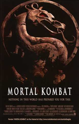 Mortal Kombat 1995 BRRip 720p Dual Audio In Hindi English