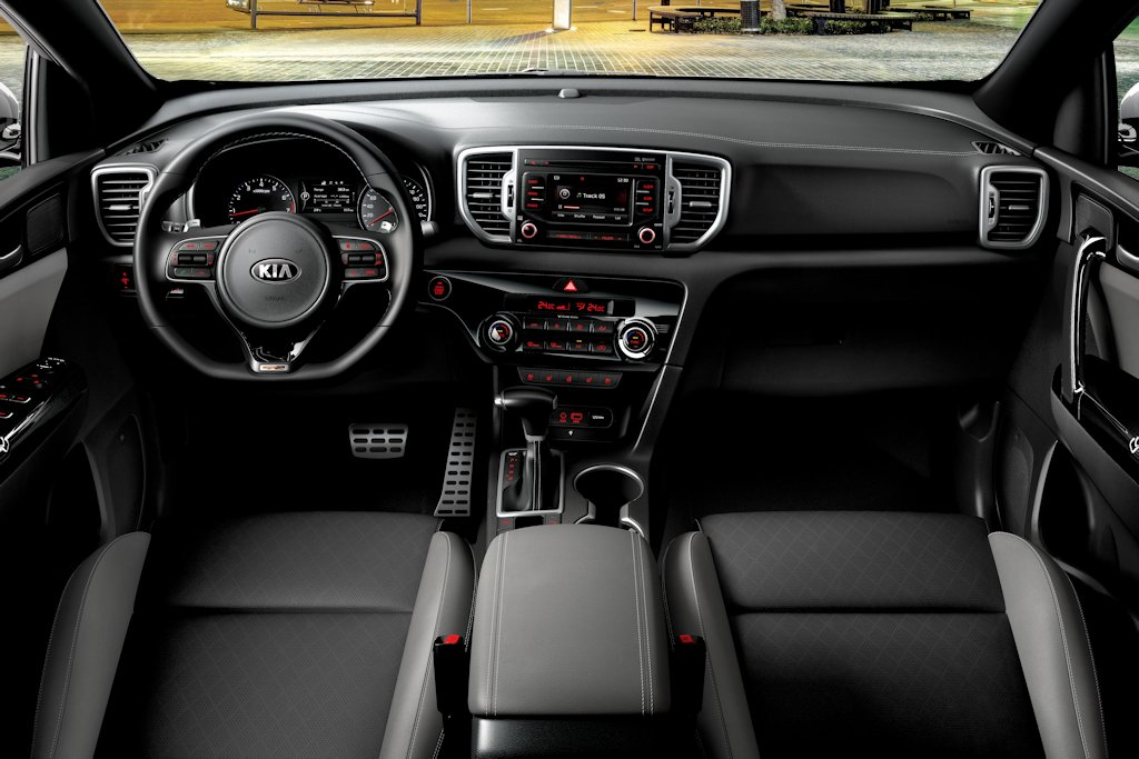 kia launches sexier edgier sportage for the philippines w brochure philippine car news. Black Bedroom Furniture Sets. Home Design Ideas