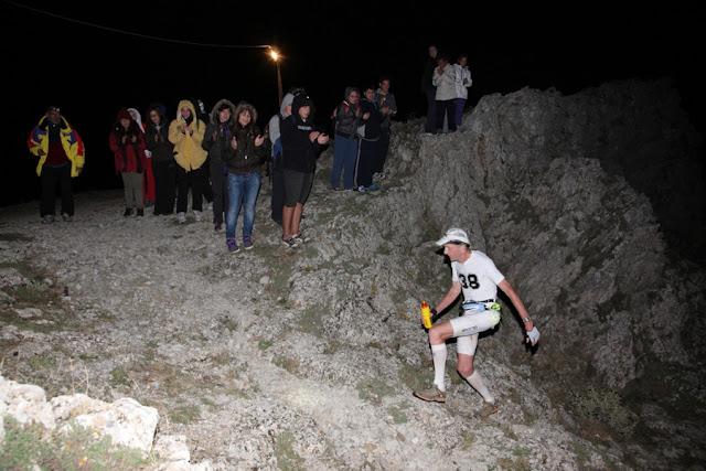 Βραδινή ανάβαση στο Αρτεμίσιο Όρος για την υποδοχή των αθλητών του ΣΠΑΡΤΑΘΛΟΥ