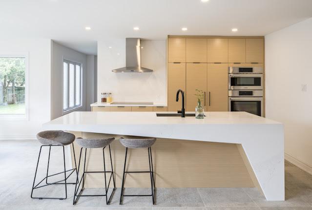 ห้องครัวเคาร์เตอร์ Modern Minimalist