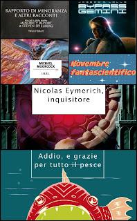 libri fantascienza novembre