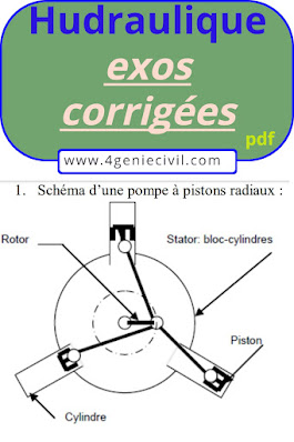 exercices et solutions en hydraulique pdf