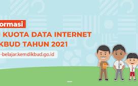 Penjelasan dan Pertanyaan Seputar Bantuan Kuota Data Internet Kemendikbud 2021
