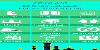 Aplikasi Islami Terlengkap Akang Santri Menjawab Semua Kebutuhan Anda