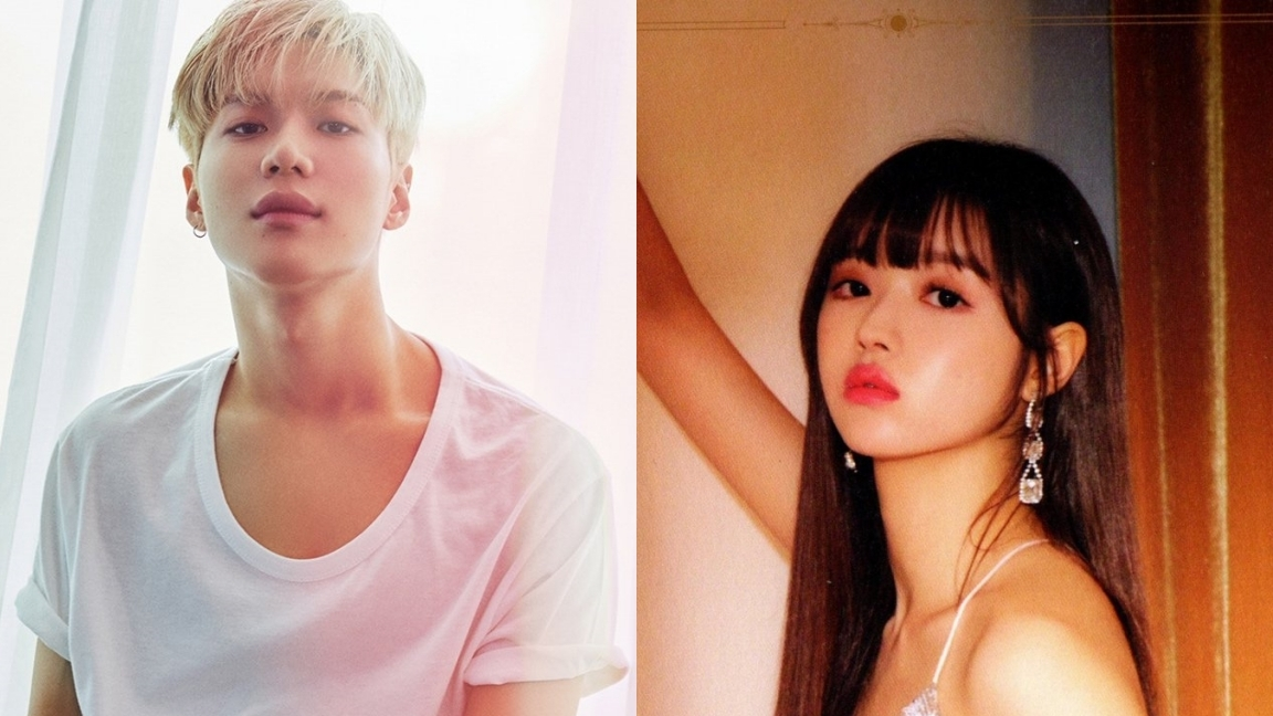 Korean Netizens Admit to Seeing SHINee's Taemin and Oh My Girl's YooA in a cafe