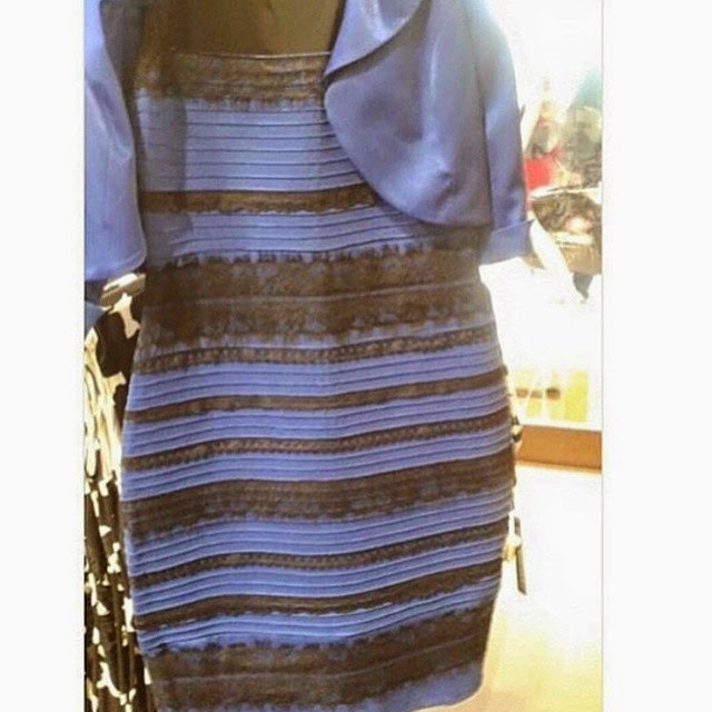 What Colors Are This Dress See Whiteandgold Or