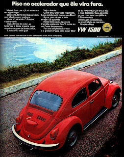propaganda Volks 1500 - 1970